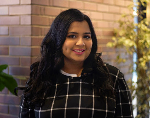 Wamia Siddiqui Rutgers Voorhees Civic Fellow Engagement