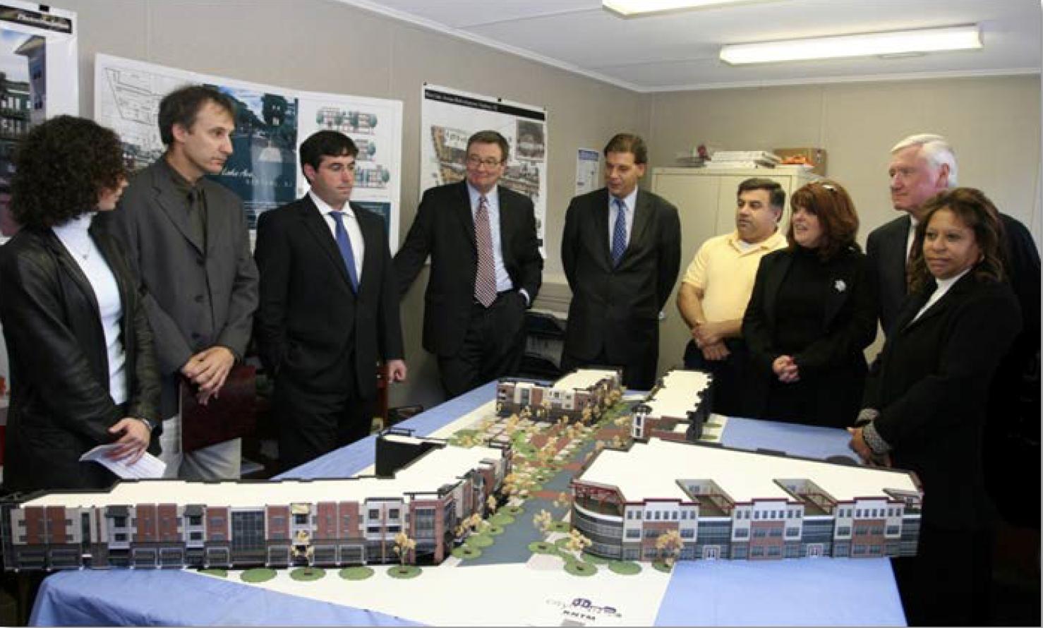 city works community development corporation Voorhees center civic engagement