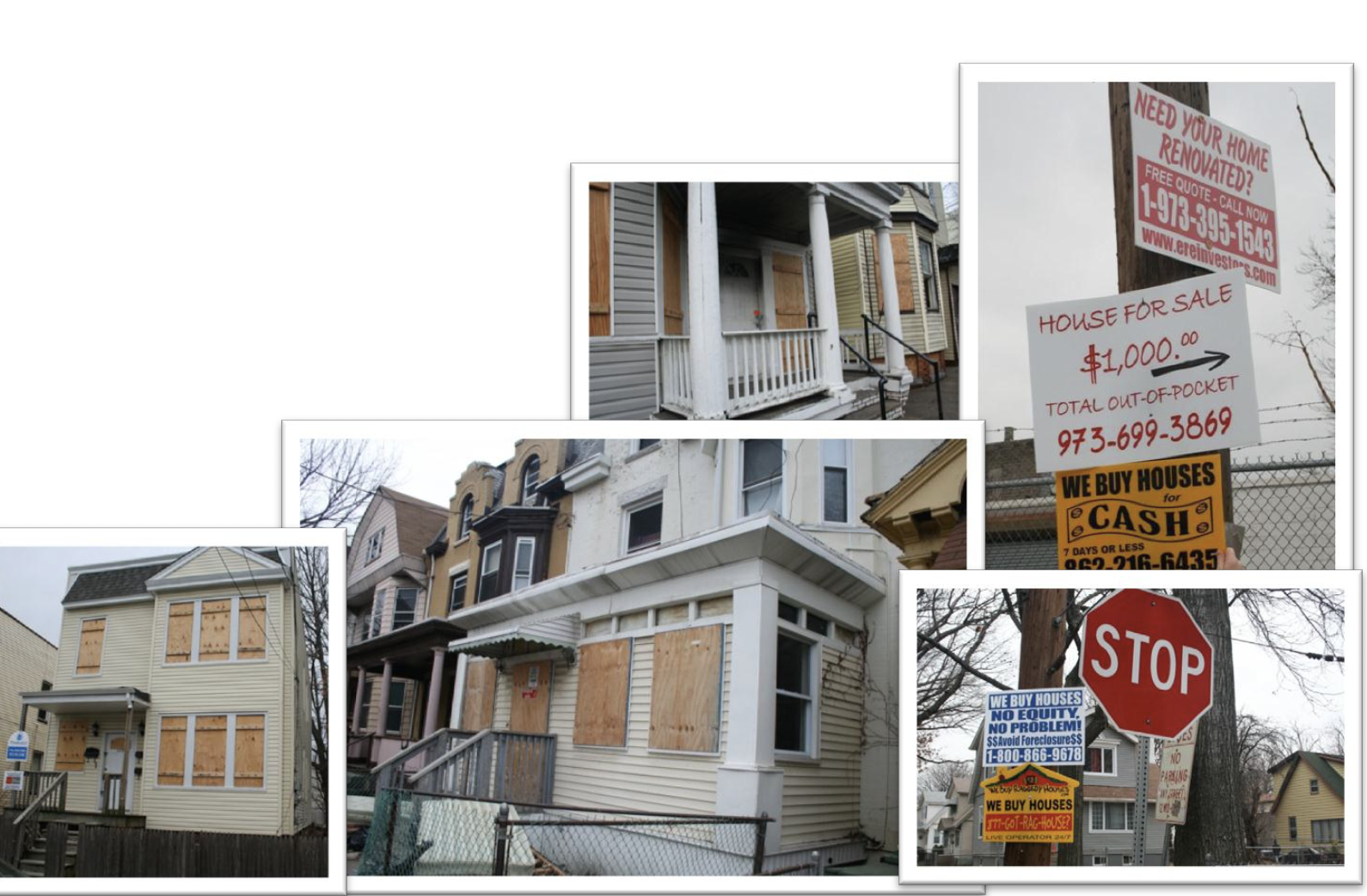 housing foreclosure Voorhees civic engagement Rutgers