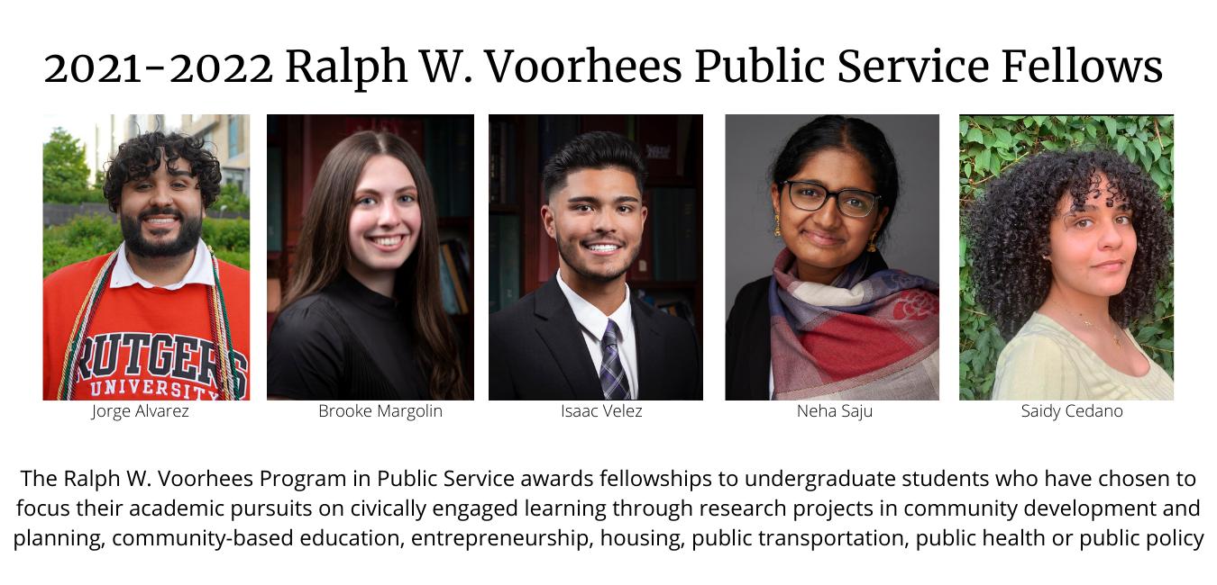 2021-2022 Ralph W. Voorhees Public Service Fellows-2