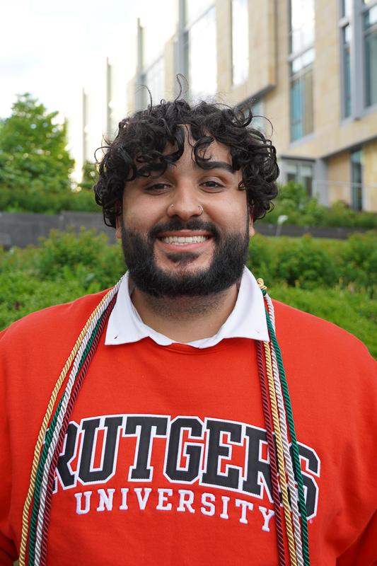 Jorge Alvarez Rutgers Voorhees Fellow